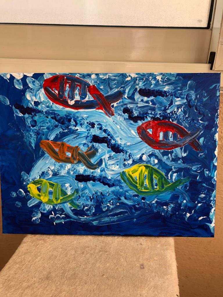 nata sotto il segno dei pesci