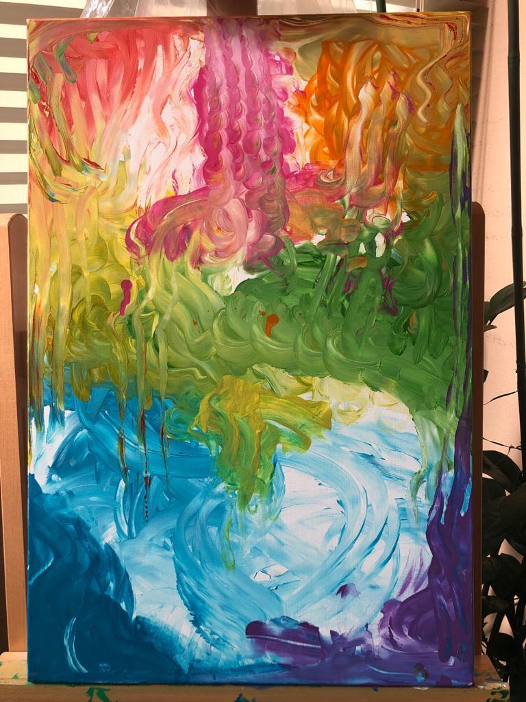 emozioni colorate